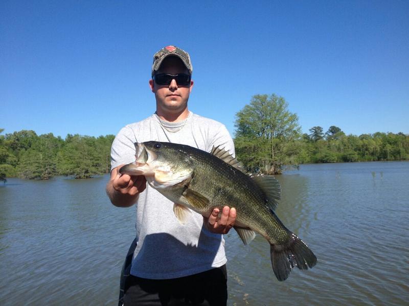 Lake marion sc fishing reports map hot spots for Lake marion fishing report