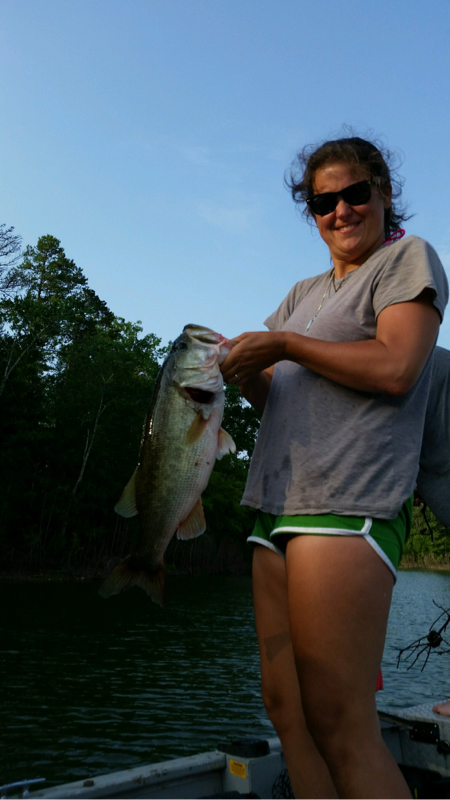 Clarks hill lake j strom thurmond reservoir ga fishing for Clarks hill lake fishing report