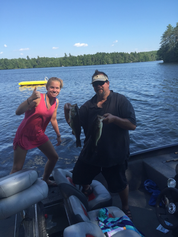 Echo lake me fishing reports map hot spots for Fishing areas near me