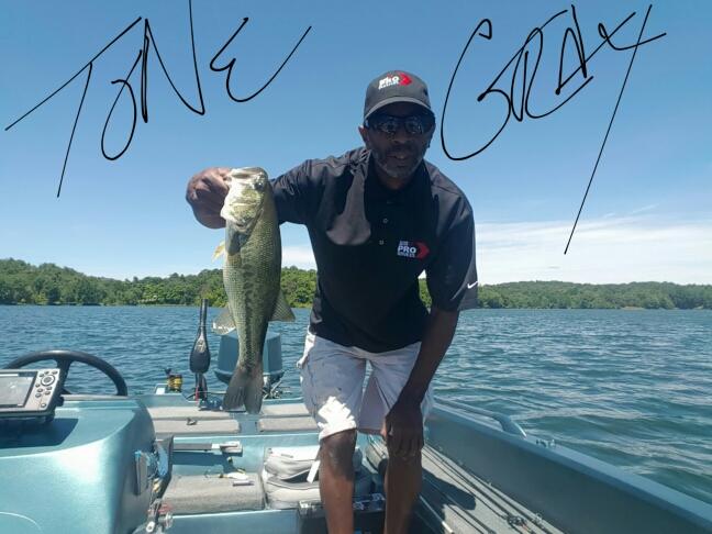 Little seneca lake md fishing reports map hot spots for Maryland fishing report
