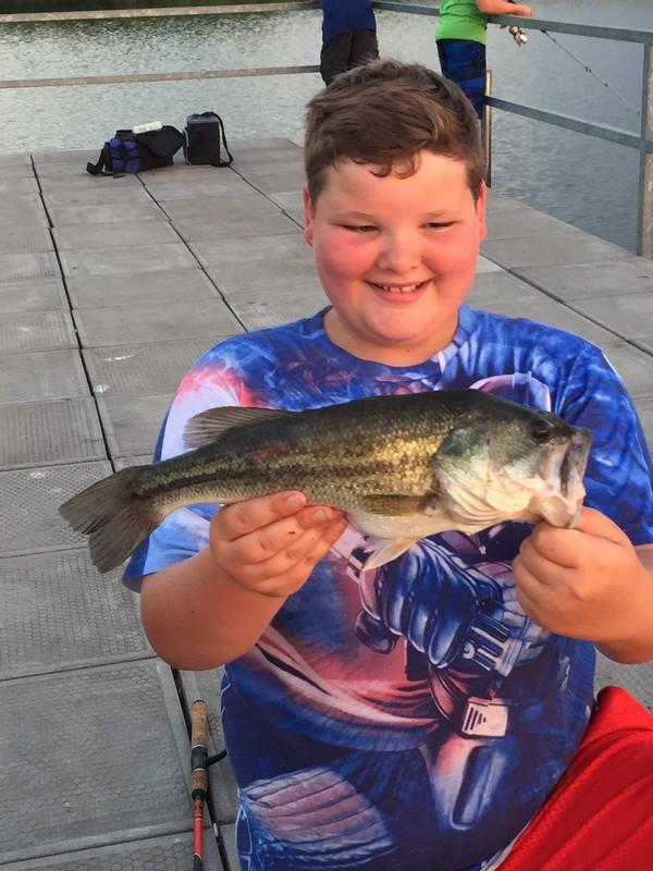 Lawrence youngman lake ne fishing reports map hot spots for Nebraska fishing report