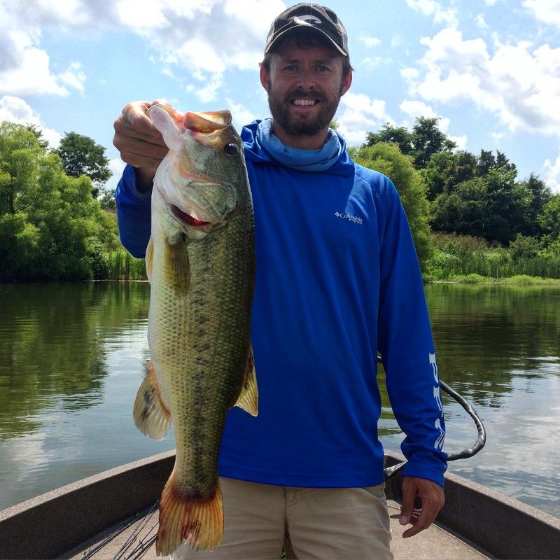 Cedar creek lake ky fishing reports map hot spots for Cedar creek lake fishing