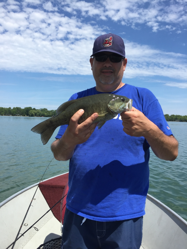 Long lake mi fishing reports map hot spots for Lake michigan fishing report