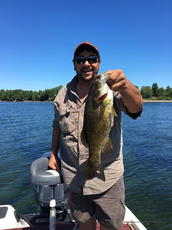 Lake champlain ny fishing reports map hot spots for Lake champlain fishing report