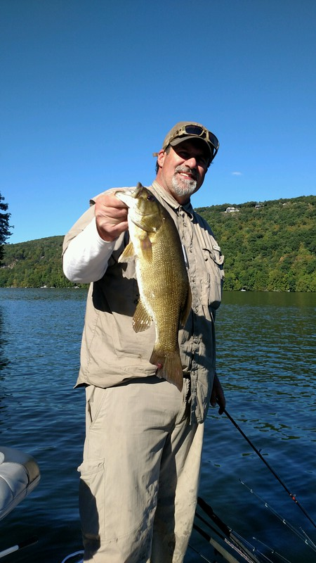Candlewood lake ct fishing reports map hot spots for Bass fishing in ct