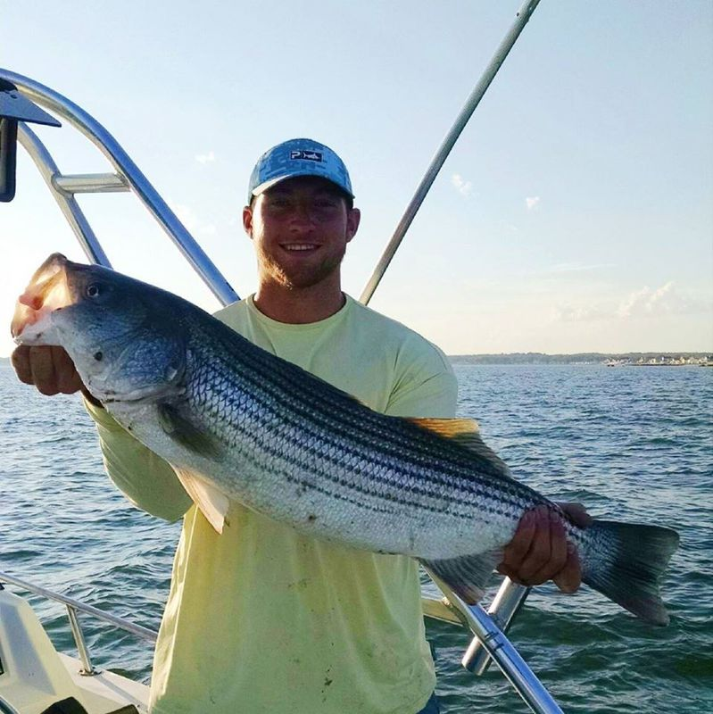 Long island sound east ny fishing reports map hot spots for Fishing on long island
