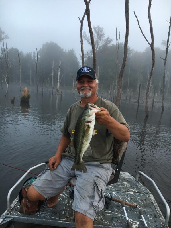 Lake naconiche tx fishing reports map hot spots for Fishing spots in texas
